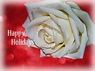 Happy Holidays by Denise Abé