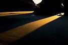 last rays by Paul Mercer