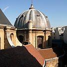 The Luman- Paris, France by Jenny Hambleton