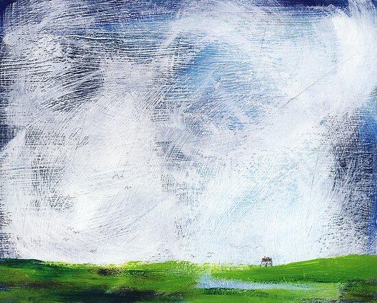 Dreams VI by Tine  Wiggens