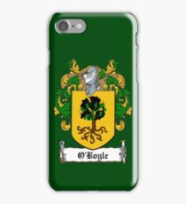 O'Boyle (Donegal)  iPhone Case/Skin