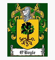 O'Boyle (Donegal)  Photographic Print