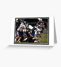 Uindy vs Kentucky Wesleyan Sep 1 2011 #2 Greeting Card