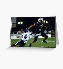 Uindy vs Kentucky Wesleyan Sep 1 2011 #7 Greeting Card