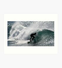 Lennox head  Art Print
