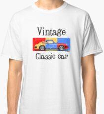 Porsche 911 Vintage classic car Classic T-Shirt