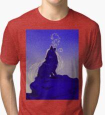 Kai-yo-te' - Calling From The Heart Tri-blend T-Shirt
