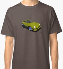 My own 911 in olive green 2 Classic T-Shirt