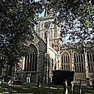 Holy Trinity Church Stratford by karenkirkham