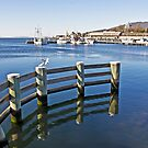 Harbour Channel - Hobart by TonyCrehan