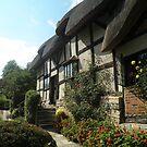 Anne Hathways Cottage by karenkirkham
