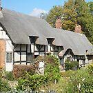 Anne Hathaways Cottage 2 by karenkirkham