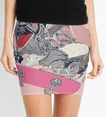 Skye Skater Mini Skirt