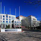 RG Casey (DFAT) Building, Barton ACT by buildings