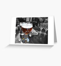 A Great Beer Greeting Card