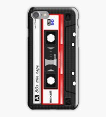 80's Mix Tape iPhone Cases iPhone Case/Skin