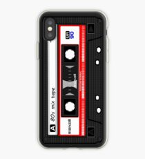 80's Mix Tape iPhone Cases iPhone Case