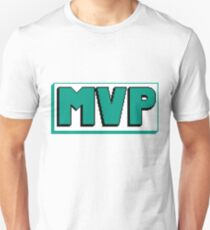 "MVP ""Most Valuable Player"" Unisex T-Shirt"