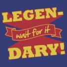 Legendary by DetourShirts