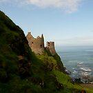 Dunlunce Castle, Ireland by Jenny Hambleton