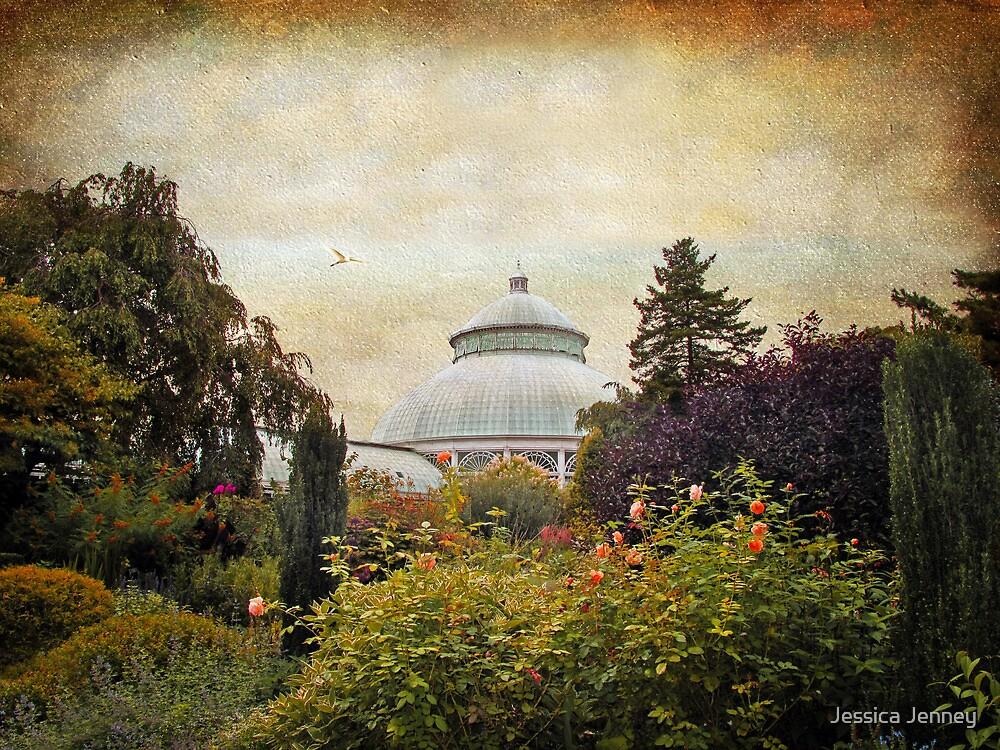 The Garden Conservatory by Jessica Jenney