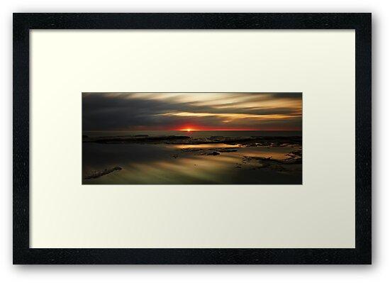 Bangalleys' Dawn by Mark  Lucey