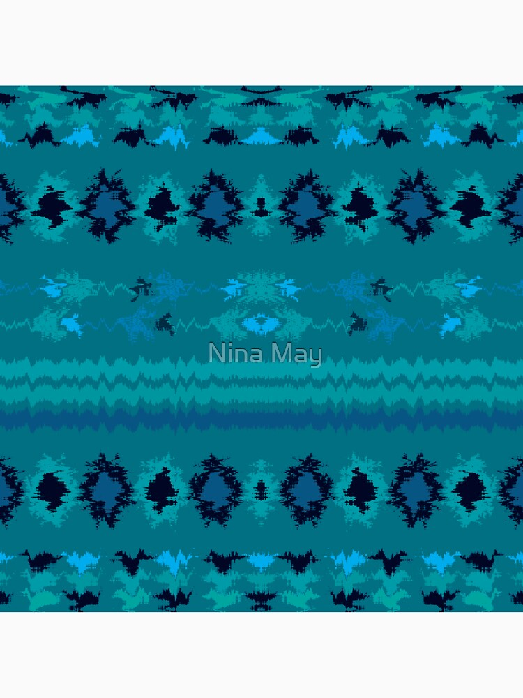Turquoise Nava by ninabmay
