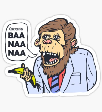 Dr. Eugene Bubbles' Speech Therapy Sticker