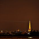 Paris at midnight by crevs
