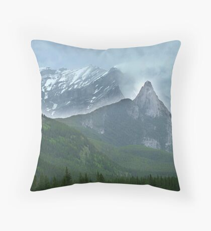 The High and the Mighty Throw Pillow