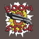Boom Stick by bungeecow