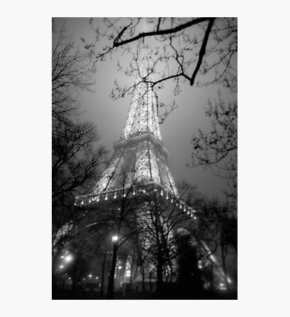 Dreamy Eiffel Tower  Photographic Print