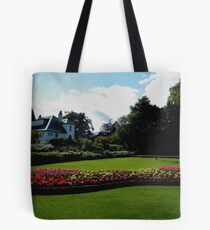 Strathaven Park, Scotland Tote Bag