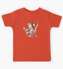 Rocky raccoon Kids Clothes