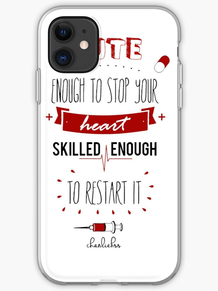 Bring The Noise iphone case