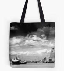 Alexandra dock Grimsby Tote Bag