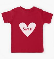 Sweet Heart W Kids Tee