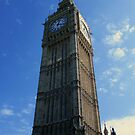 Westminster Clocktower ( Big Ben ) by Dean Messenger