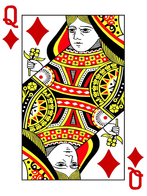 how to play scabby queen card game