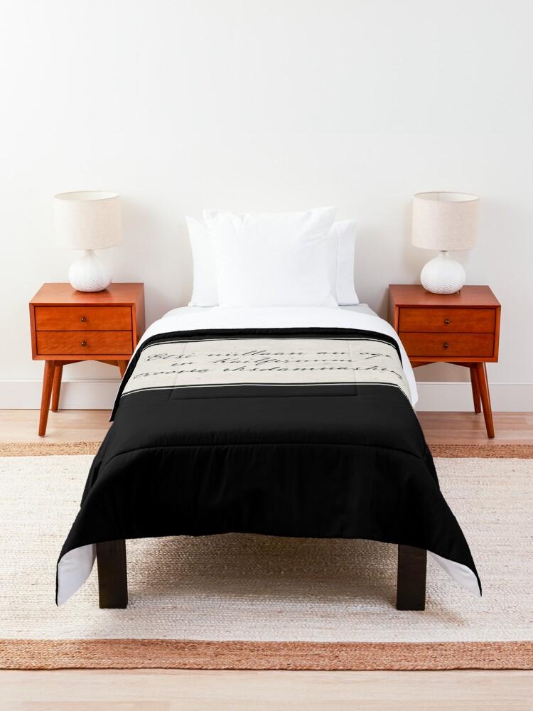 Alternate view of  Comforter