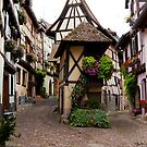 Eguisheim The Beautiful 4 by Jacinthe Brault