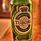Tuborg HDR by blueandwhite80