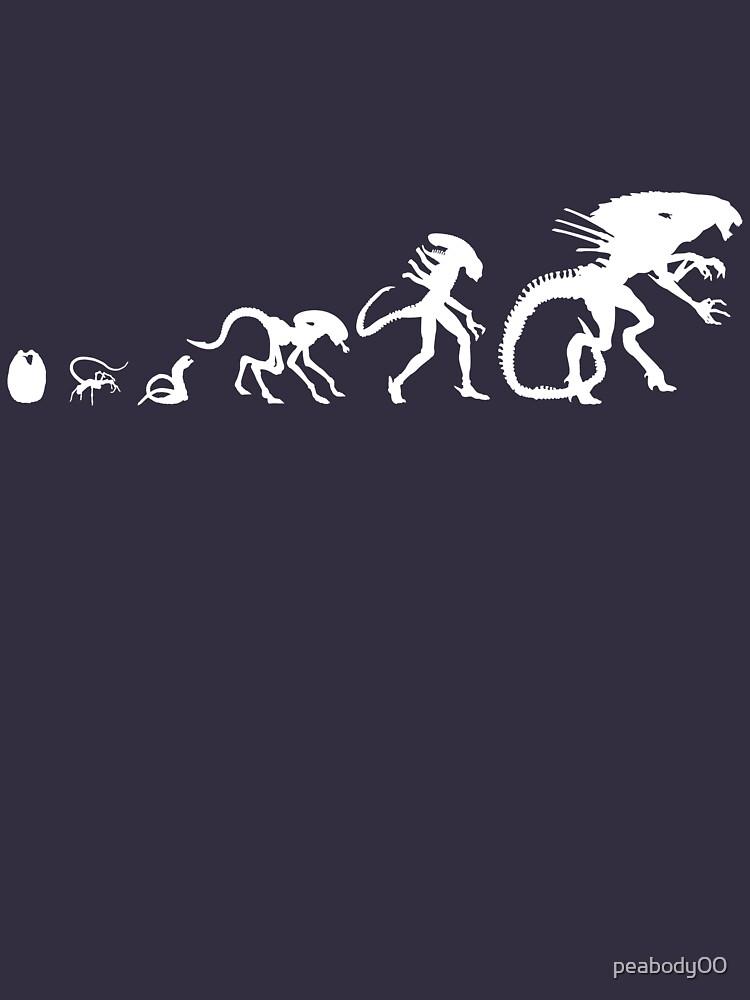 Alien Evolution by peabody00