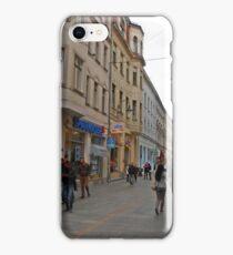 City life in Sarajevo iPhone Case/Skin