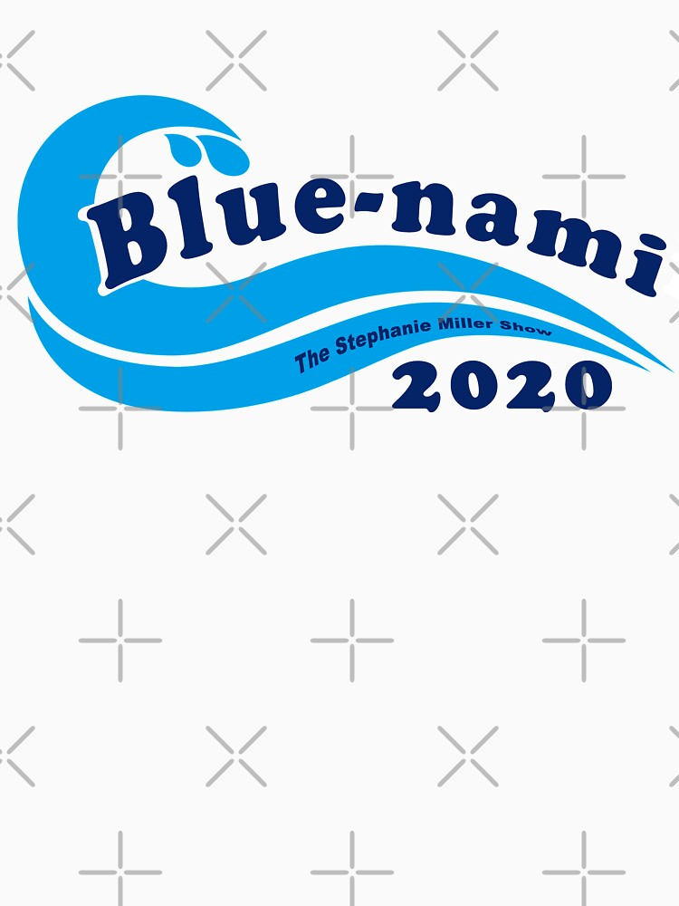 Blue-nami 2020 by SMShow