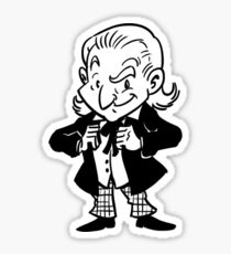 The First Doctor Sticker