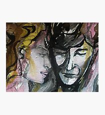 Dirty Dancing Detail Photographic Print