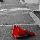 Red Cone by Jack  Preston