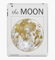 Golden Moon iPad Case/Skin