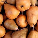 Organic Pears by Janie. D